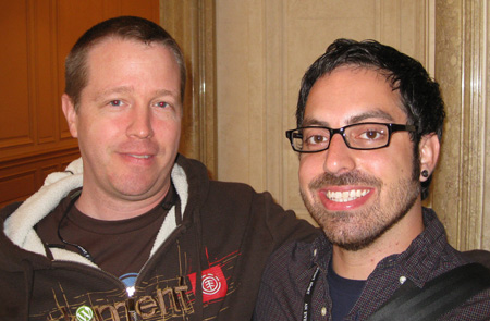 Me and Jason Santa Maria