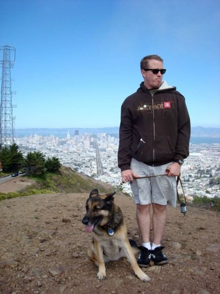 Hobbes, me and the twin peak