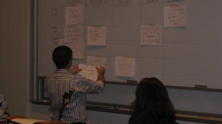 Session Organizing