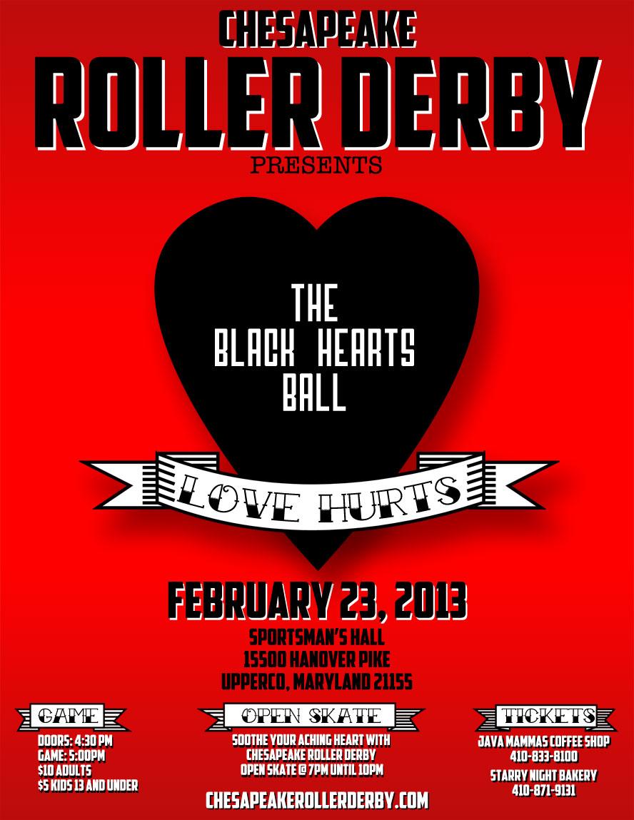 The Black Hearts Ball