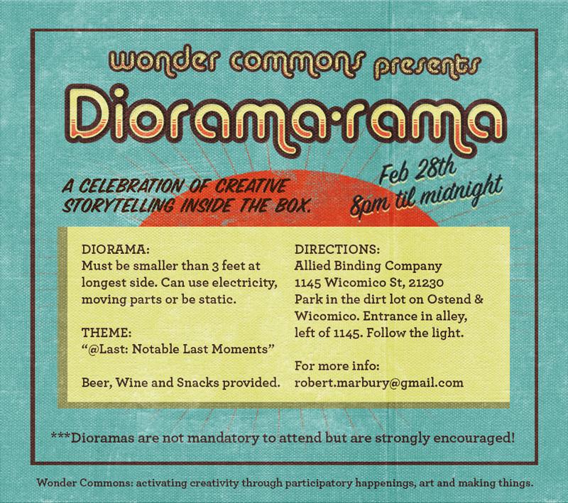 Dioramarama_Invite