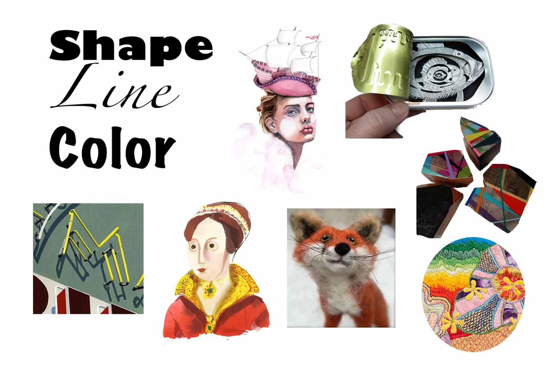 shapelinecolorcard