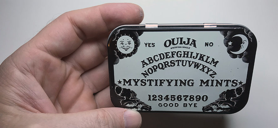 Ouija Mint Tin