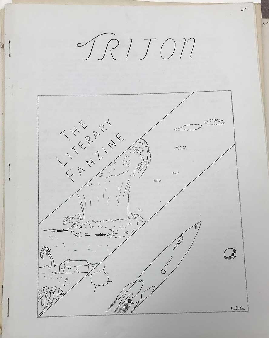 Triton Cover