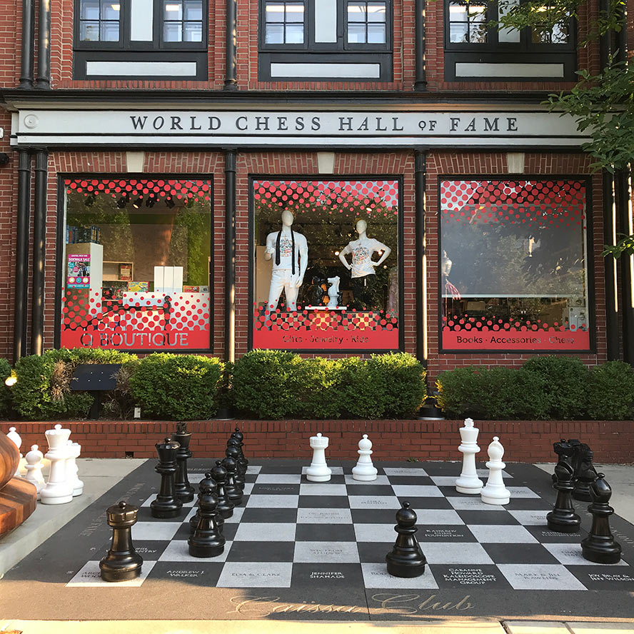 The Word Chess Hall of Fame