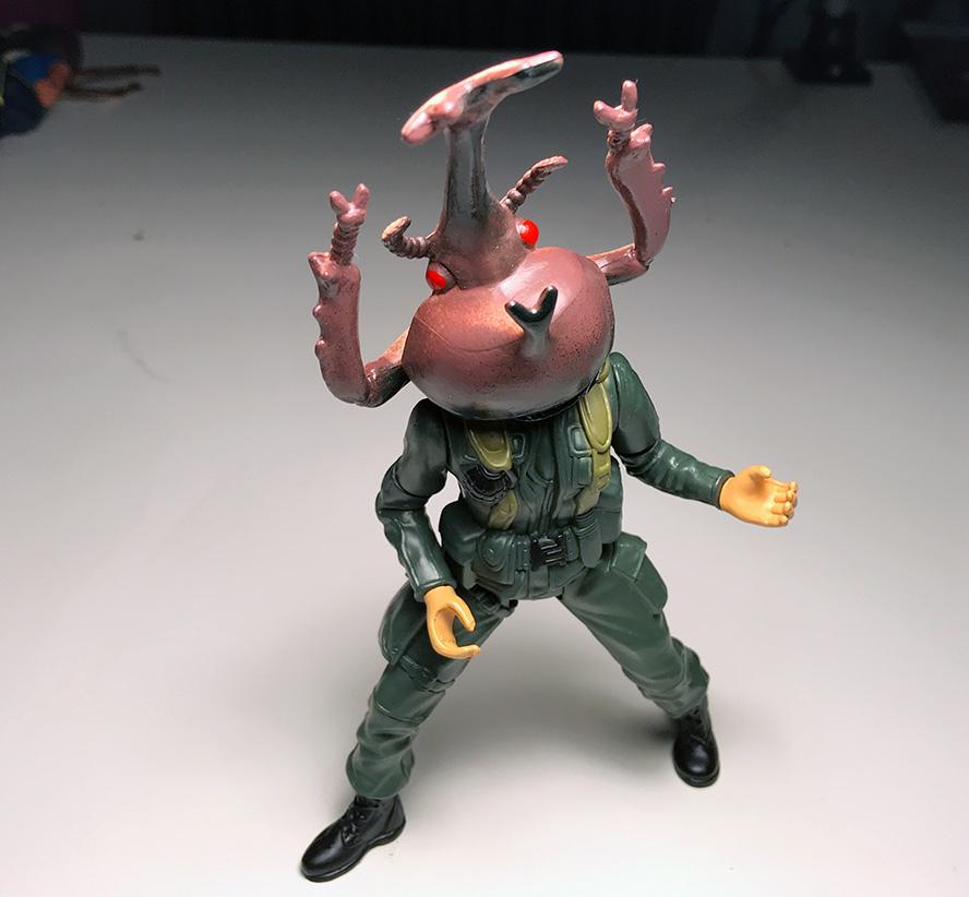 Rhino Soldier