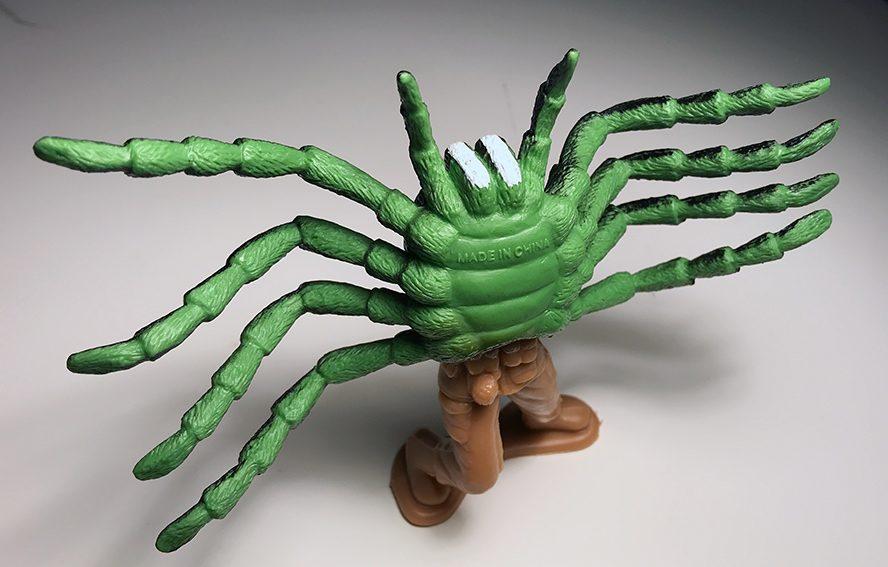 Spider Soldier