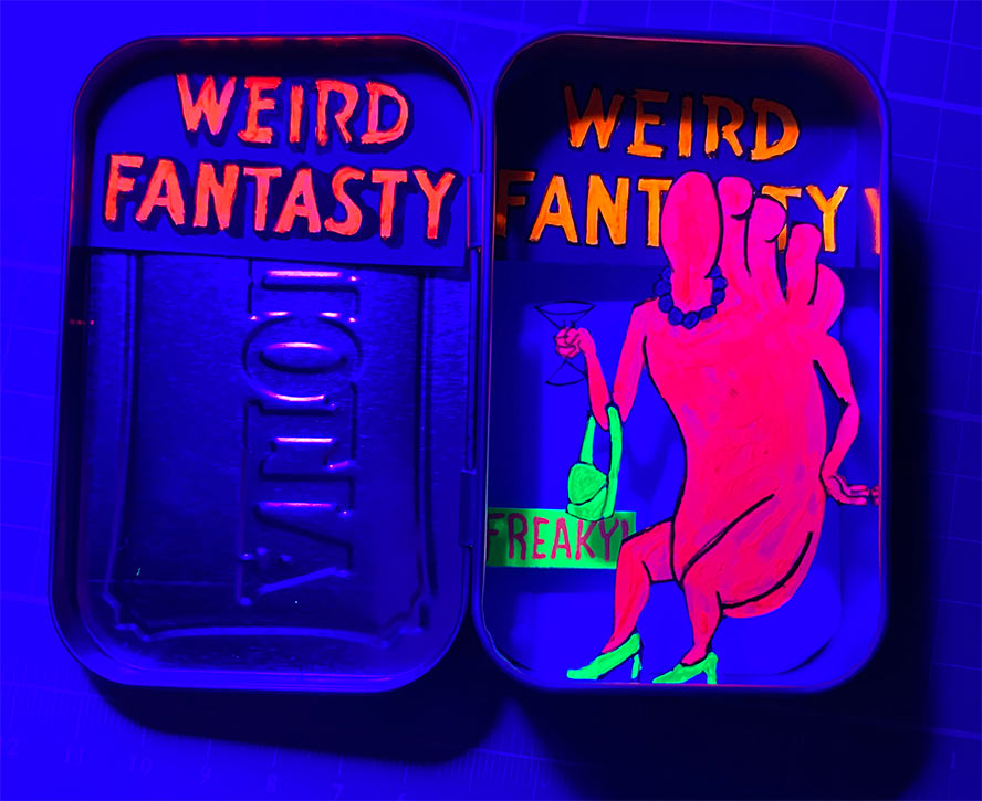 Weird Fantasty