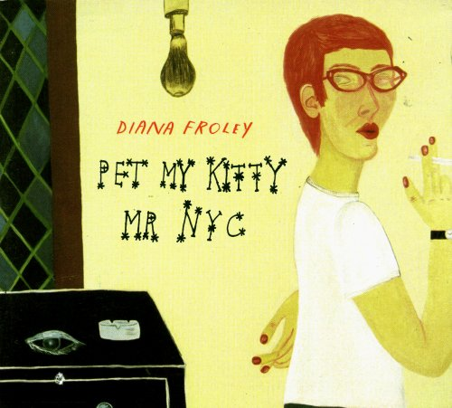 Diana Froley, Pet My Kitty Mr. New York City