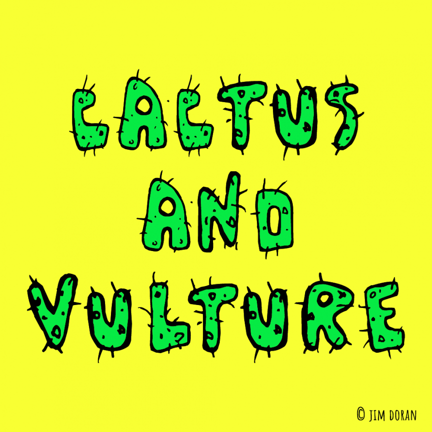 Cactus and Vulture, issue 2