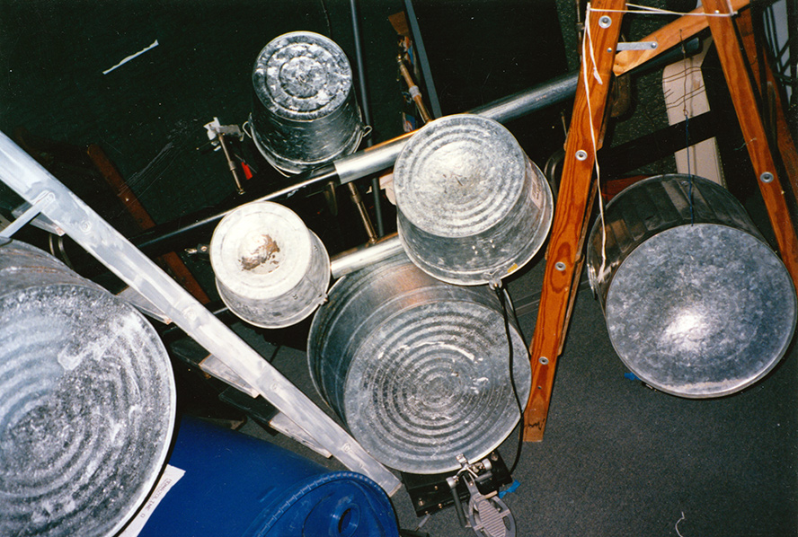 Bucket Drum set