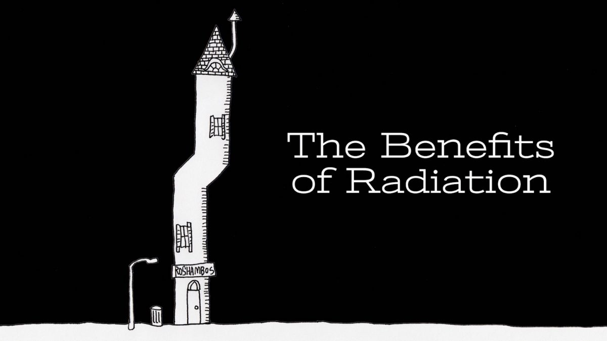 Screenshot from The Benefits of Radiation animation