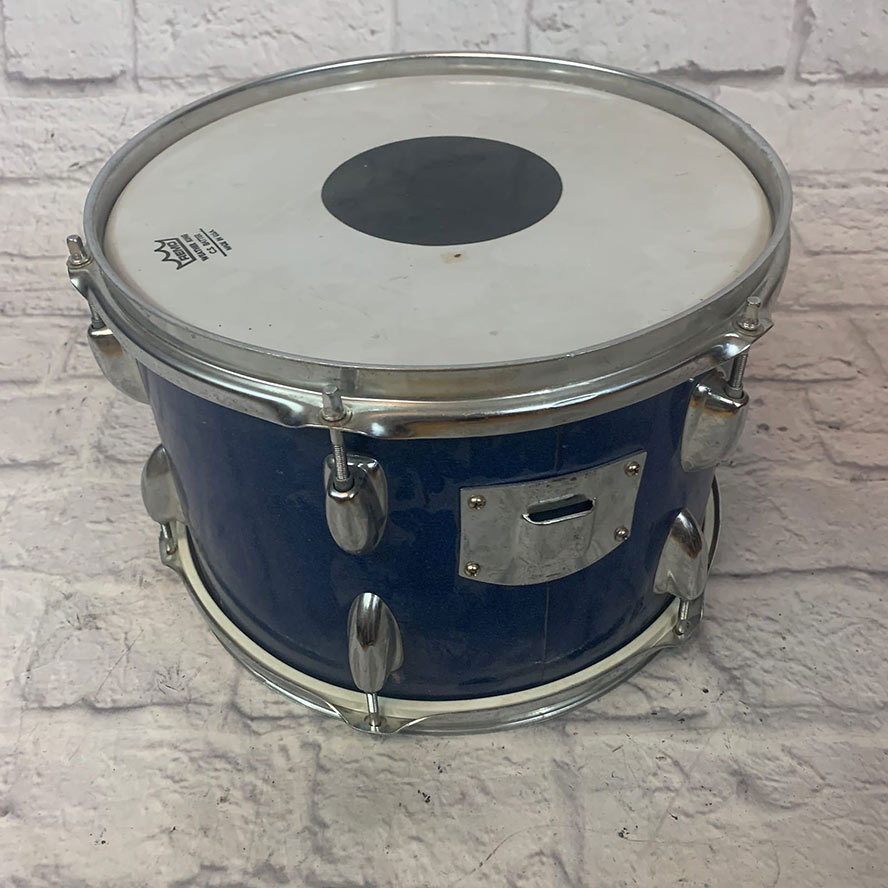 "Blue Sparkle 12"" drum (tom)"